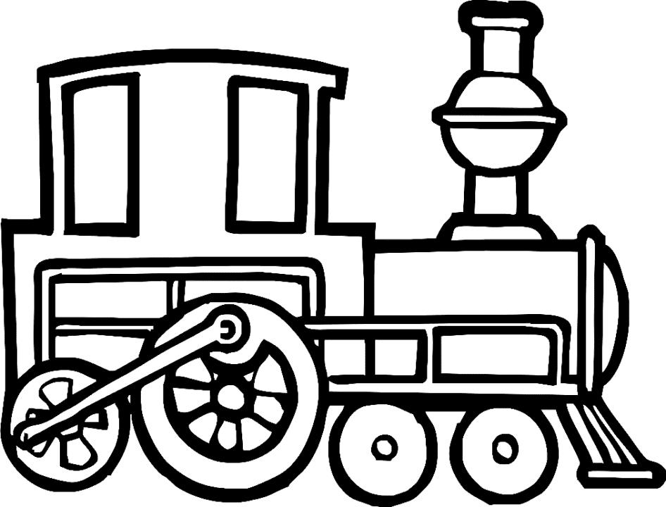 Раскраски Детские поезда 🖌 скачать и распечатать онлайн ...